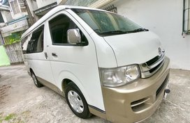 For Sale 2009 Toyota Hiace Grandia GL MT Diesel x 2010 2011 2012 2013