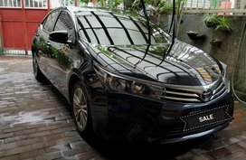 2014 Toyota Altis 1.6E MT Fully Casa Maintained