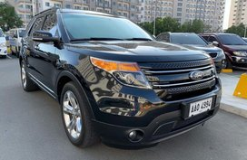Ford Explorer 2014 for sale in Las Pinas