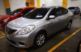 Sell Silver 2014 Nissan Almera in Cebu City