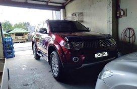 Selling Purple Mitsubishi Montero 2011 in Concepcion