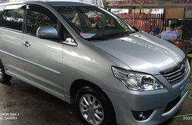Sell 2012 Toyota Innova in Quezon City