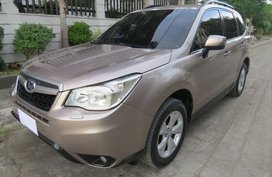 Sell 2014 Subaru Forester in Pasig