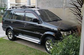 Black Isuzu Crosswind 2004 for sale in Manual