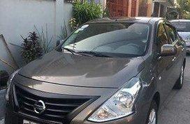 Sell Grey 2017 Nissan Almera in Quezon City