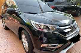Honda Cr-V 2017 for sale in Quezon City