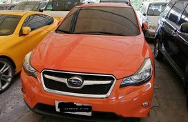 Sell Orange 2014 Subaru Xv at 61000 km
