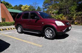 Sell Purple 2003 Honda Cr-V in Jones