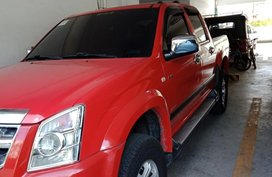 Selling Red Isuzu D-Max 2010 in Taguig