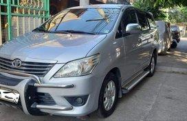 2012 Toyota Innova E Variant Diesel