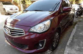 2019 SERIES (2018 MODEL) MITSUBISHI MIRAGE G4 GLS A/T @9T KMS