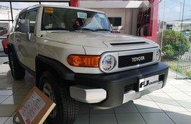 2020 Toyota Fj Cruiser 4.0
