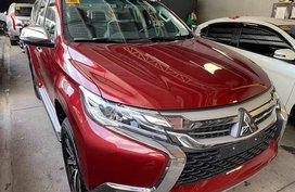 2019 Mitsubishi Montero Sport gls 4x2