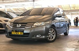 2009 Honda City 1.5E Automatic Gas Gray