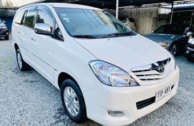2012 TOYOTA INNOVA G DIESEL AUTOMATIC FOR SALE