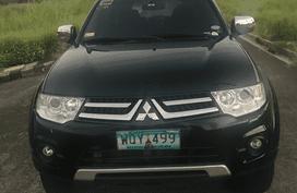 Mitsubishi Montero Sport 2013 MT 4x4