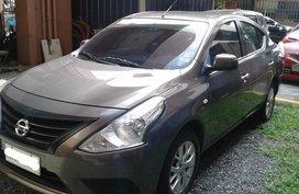 Silver Nissan Almera 2017 for sale in Quezon
