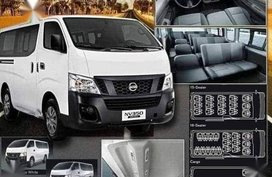 White Nissan Urvan 2020 for sale in