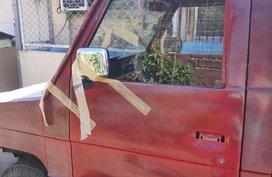Selling Red Toyota Tamaraw 1982 in San Pedro