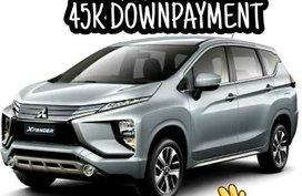 Selling Silver Mitsubishi XPANDER 2020 in Manila
