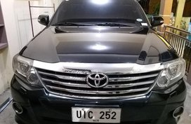 Sell 2012 Toyota Fortuner in Manila