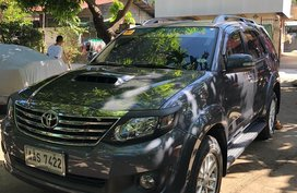 Selling Toyota Fortuner 2014 in Lingayen