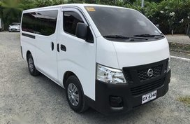 Selling White Nissan Nv350 urvan 0 in Manila