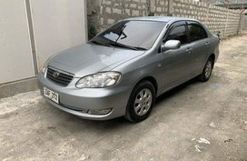 Selling Grey Toyota Corolla altis 2005 in Valenzuela