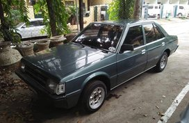 Selling Mitsubishi Lancer 1987 in Pasig