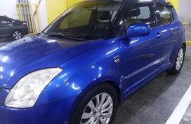 Blue Suzuki Swift 2006 for sale in Makati