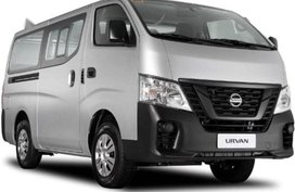 Grey Nissan Urvan 0 for sale in Manila