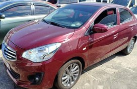 Selling Red Mitsubishi Mirage g4 2019 in Imus