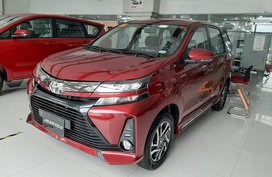 Selling Red Toyota Avanza 2020 in Manila