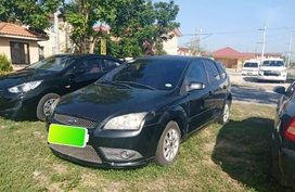 Black Ford Focus 2008 for sale in Cavite