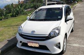 Toyota Wigo 2017 G