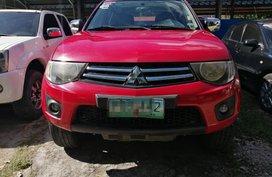 Mitsubishi Strada GLX MT 2011