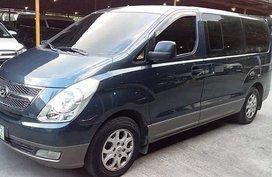 2012 Hyundai Starex gold vgt crdi matic