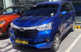 2016 Toyota Avanza 1.3E Automatic Gasoline