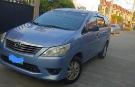 Toyota Innova E 2013 (acquired 2014)
