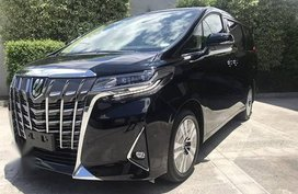 Brand New Toyota Alphard for sale in Manila