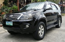 Selling Toyota Fortuner 2005 in Manila