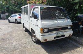 Selling White Mitsubishi L300 2004 in Manila