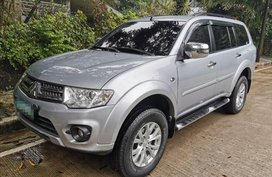 Selling Silver Mitsubishi Montero sport 2014 in Quezon City