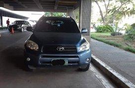 Blue Toyota Rav4 2007 for sale in Pasay