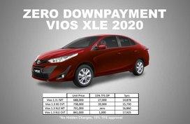 Brand New Toyota VIOS 2020