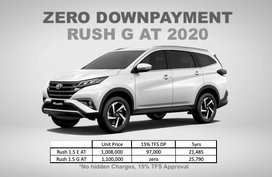 Brand New 2020 Toyota Rush