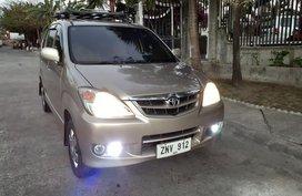 2008 Toyota Avanza J 1.3 vvti M/T Orig Private