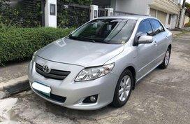 Sell 2010 Toyota Corolla Altis in Manila