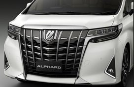 Safety X Luxury | Toyota Alphard 2020 now has Toyota Safety Sense