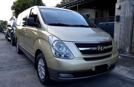Sell 2011 Hyundai Grand Starex in Quezon City